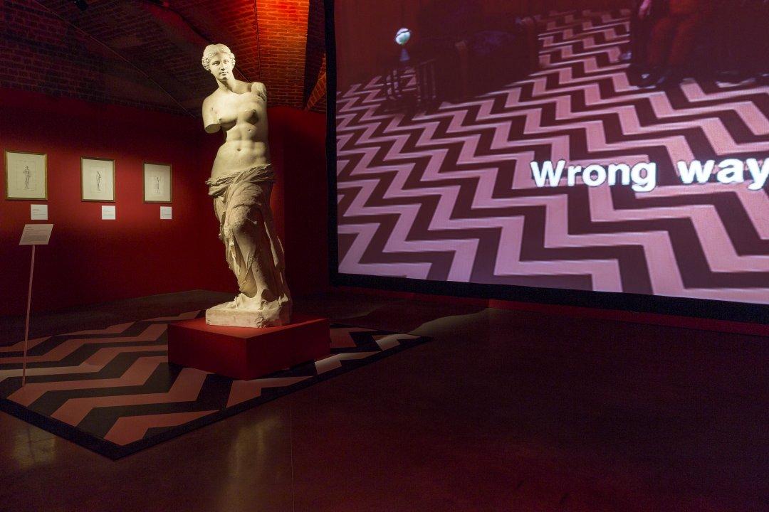 Exposition : Open Museum - Séries TV