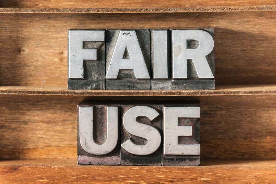 La notion de Fair Use est-elle applicable en droit Français ?